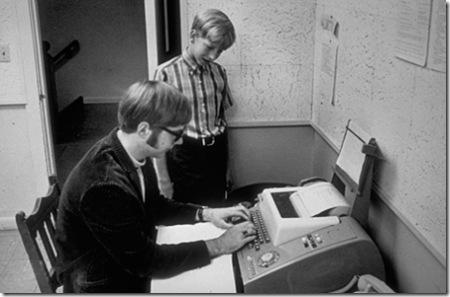 Allen & Gates long ago