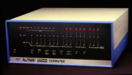 The Altair 8800