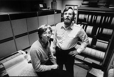 Bill Gates & Paul Allen