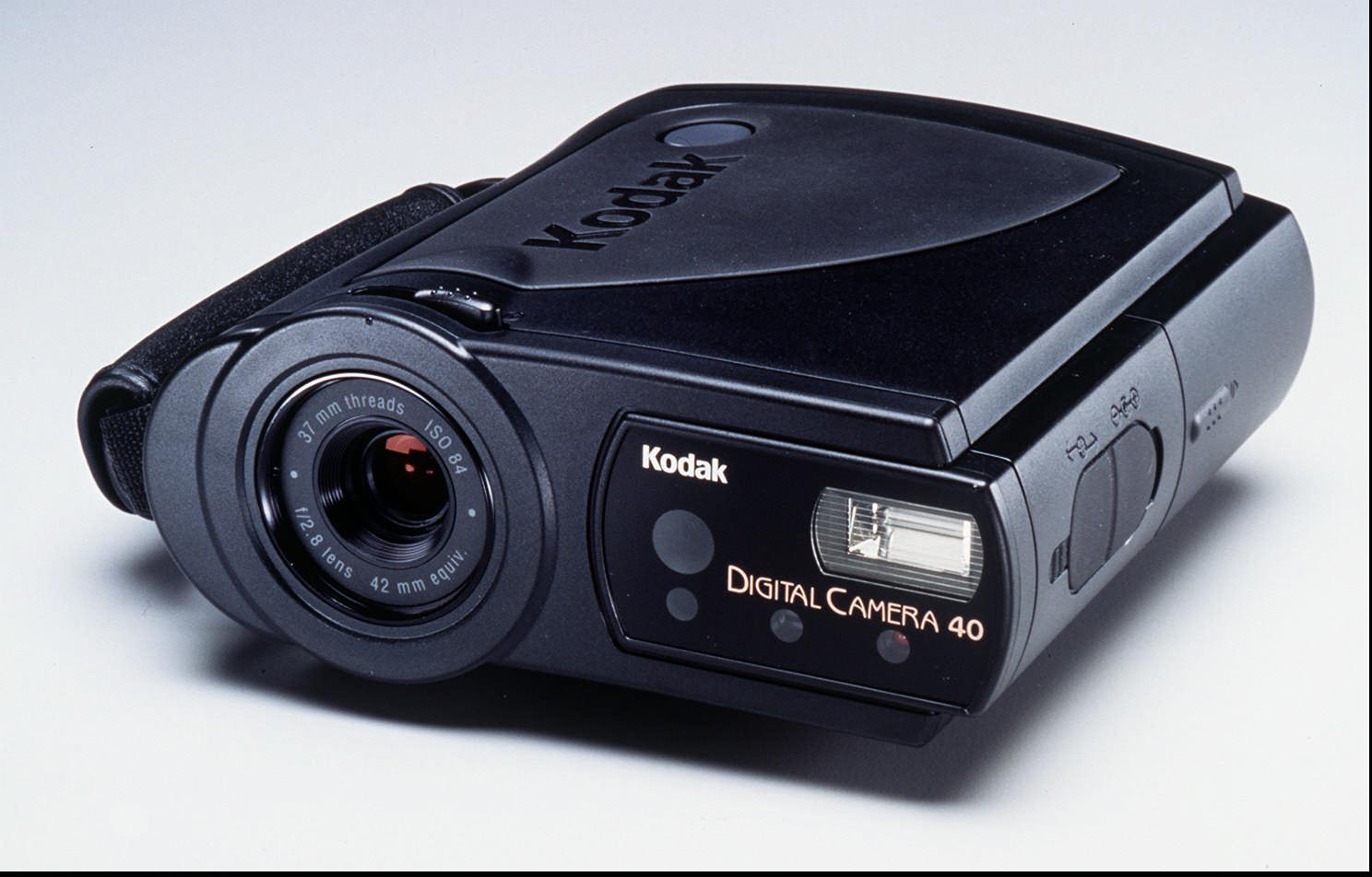 history of digital camera pdf