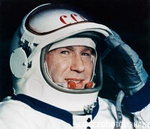 Alexei Leonov, Soviet cosmonaut