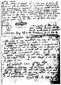 Finsrud's notes and proofs of the machine