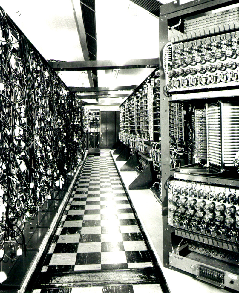 the predecessors of the modern day computer They traded ideas in an influential dining society called the ratio club  for an  intelligent machine: a computer that could fool someone into thinking they were   which could do things predecessors like shakey had found almost impossible.