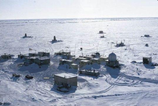 Fletcher's Ice island