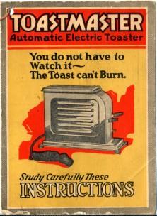 toasterinstructions