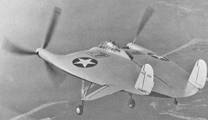...or the Navy's V-173 being tested in 1947