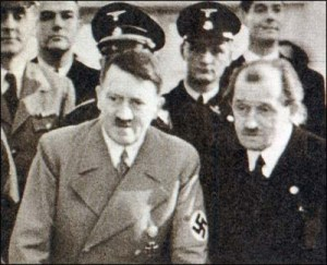 Hitler and Porche