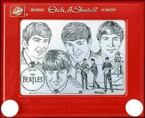beatles-etch-a-sketch