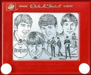 beatles-etch-a-sketch