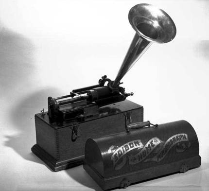 Edison Home Phonograph