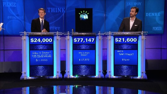 Watson, the computer seen on Jeopardy and capable of answering questions in ordinary natural language, was named after IBM president Thomas J. Watson.