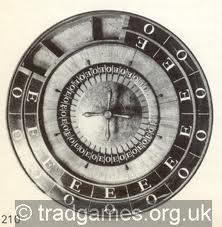 Early Roulette Wheel