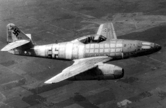 German Messerschmitt