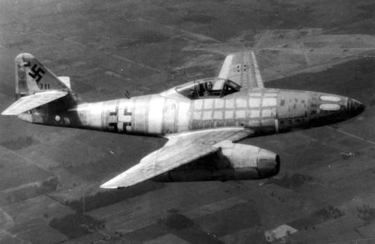 German Messerschmitt