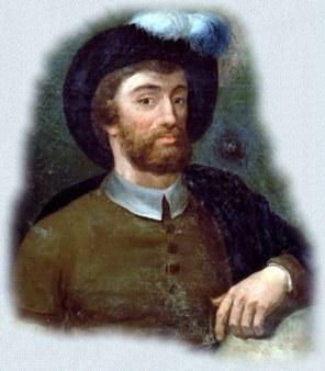 Juan Sebastian de Elcano First to circumnavigate the globe