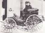 De La Vergne's Benz