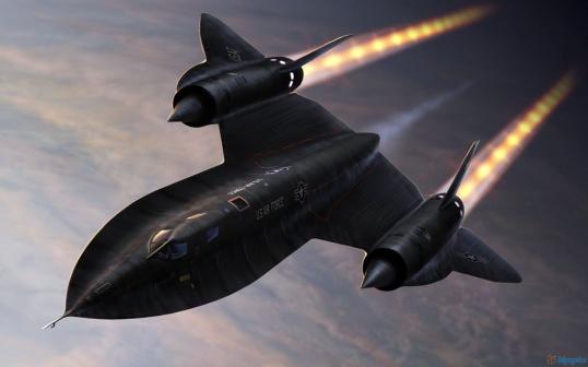 SR-&1 Blackbird