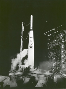 Launch of Pioneer 1