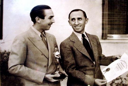 Walt & Roy Disney