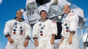 Pete Conrad Jr., Richard F. Gordon Jr., & Alan L.Bean