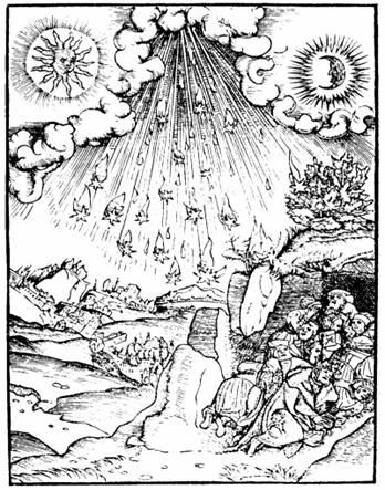 Albrecht Dürer sketch