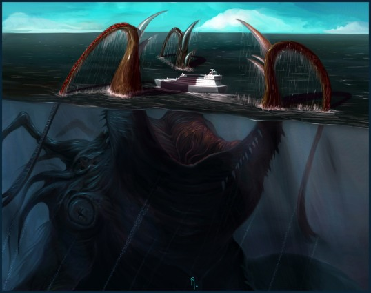1200x948_9866_Bermuda_s_Triangle_2d_creature_monster_ship_ocean_sea_monster_picture_image_digital_art