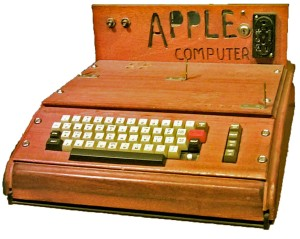 Apple 1 at the Smithsonian