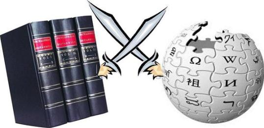 Encylopedia-Britannica-vs-Wikipedia