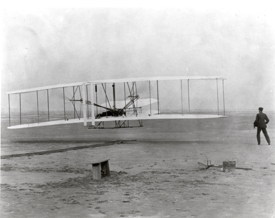 The_Wright_Brothers_First_Heavier-than-air_Flight_-_GPN-2002-000128