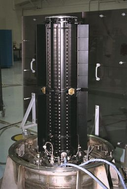 Radioisotope Thermoelectric Generator (RTG) powered by the pluktonium
