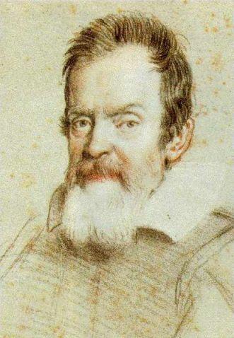 Galileo Portrait by Leoni