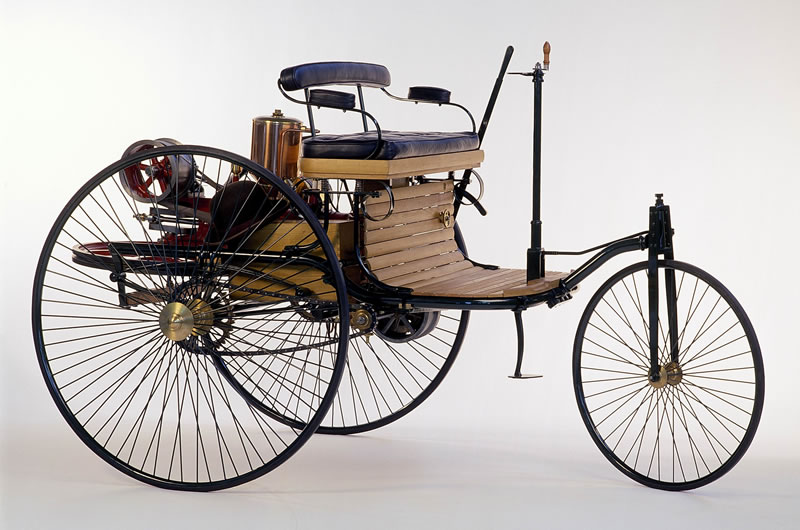Karl Benz: This Day In Tech History