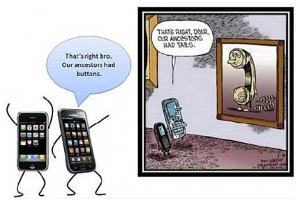 iphone-ancestors-had-tails-and-buttons