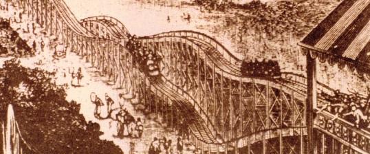 Gravity Pleasure Switchback Railway This Day Tech History