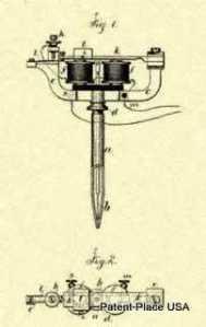 Stencil Pen