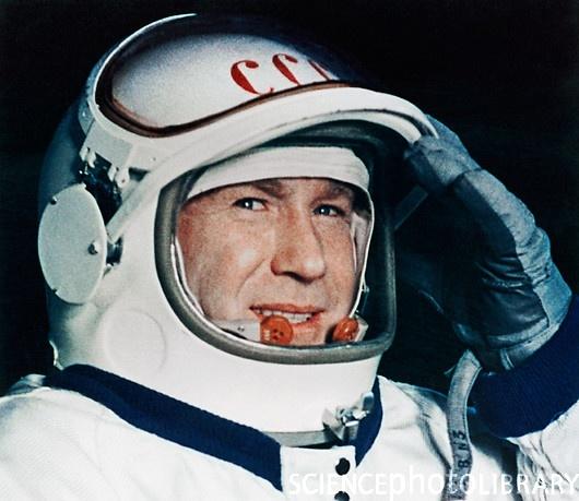 Alexei A. Leonov