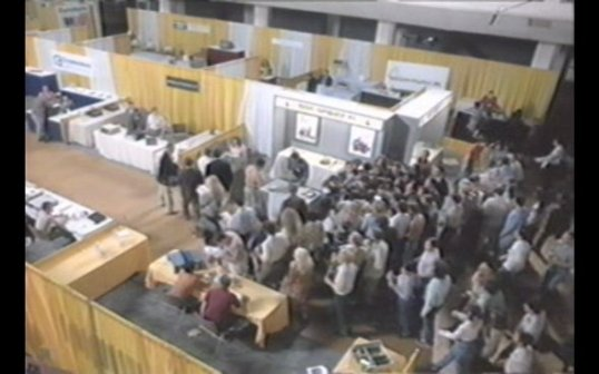 Image from the 1977 Computer Faire