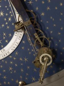Detail of Orrery