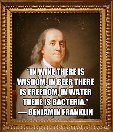 Franklin-bacteria-quote
