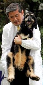 Hwang Woo-Suk & Snuppy