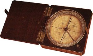 Compass from the Expedition