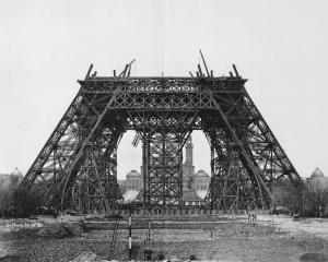 Completion of 1st level, March 20, 1888