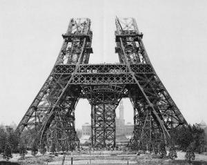 Start of construction of 2nd stage, May 15, 1888
