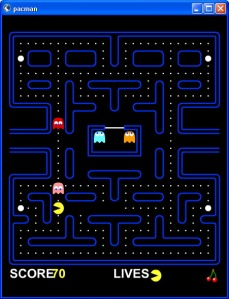 download pacman flash or play online