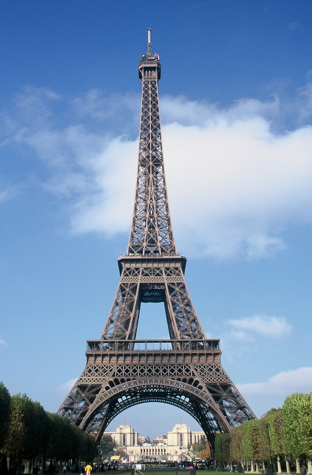 Eiffel Tower This Day In Tech History